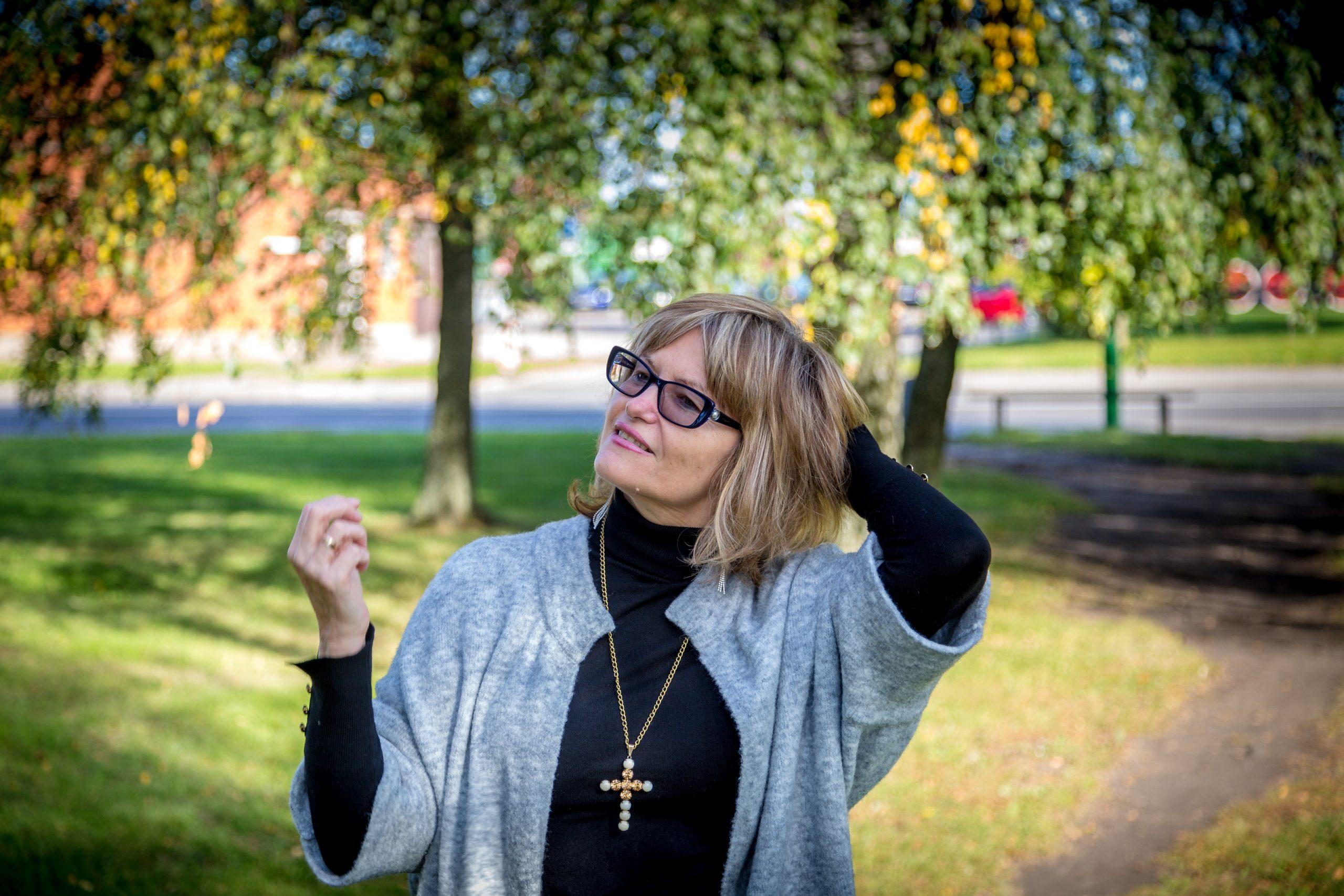 Nijolė Bartašiūnienė. Antikos mitai šiandien