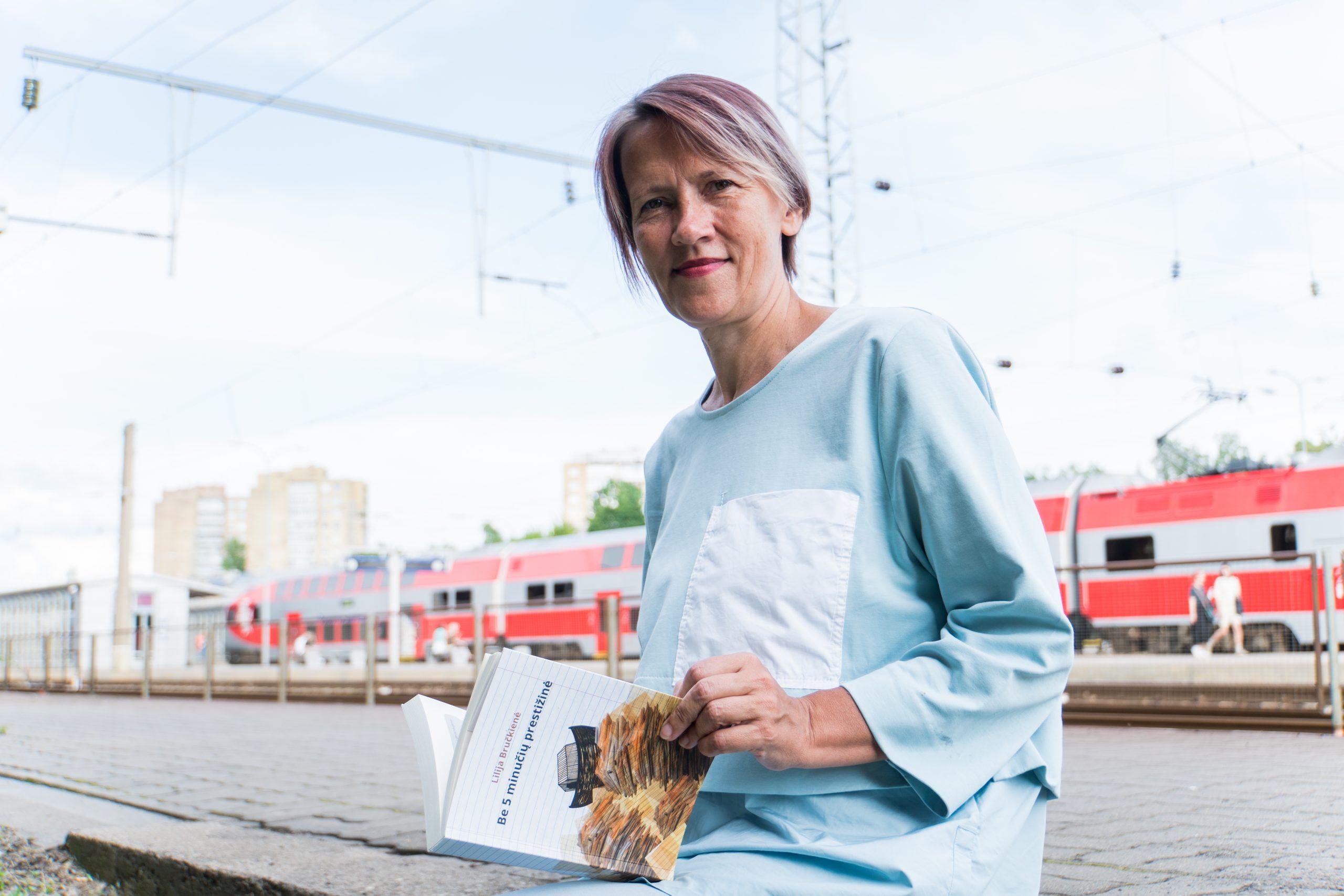 """Lilija Bručkienė: """"Džiaugsmas"""" švietimo bendruomenei – jau antras mėnuo, kai politikai akcentuoja jos svarbą"""