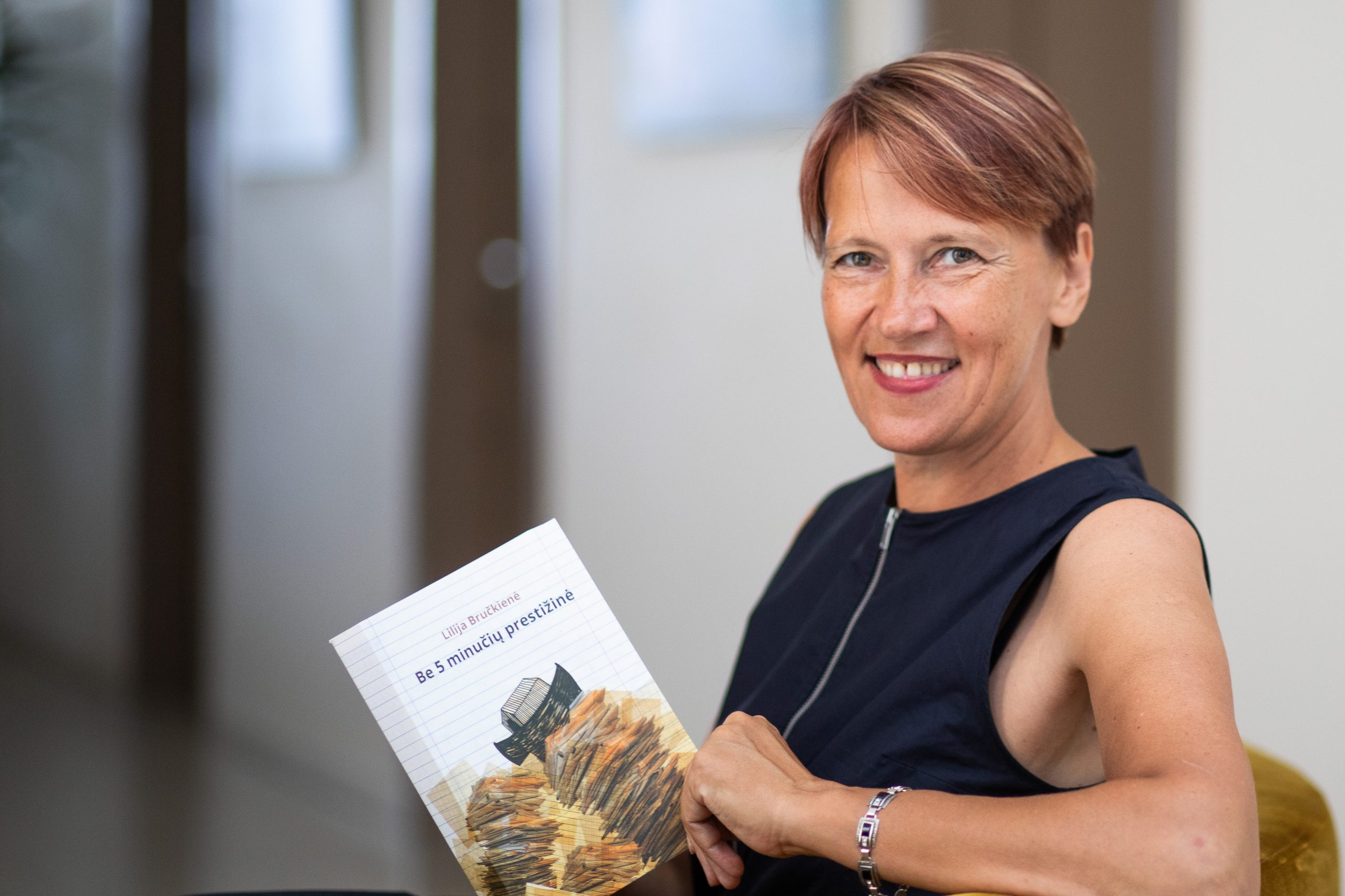 Lilija Bručkienė: gimtoji lietuvių kalba labiau panaši į pasakų podukrą