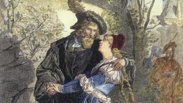 """Nijolė Bartašiūnienė. J. V. Gėtės """"Faustas"""". Ola miške"""