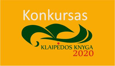 """Knygos konkursas """"Klaipėdos knyga 2020"""""""